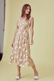 FOR LOVE & LEMONS Fruitpunch Sequin Midi-Dress - Product Mini Image