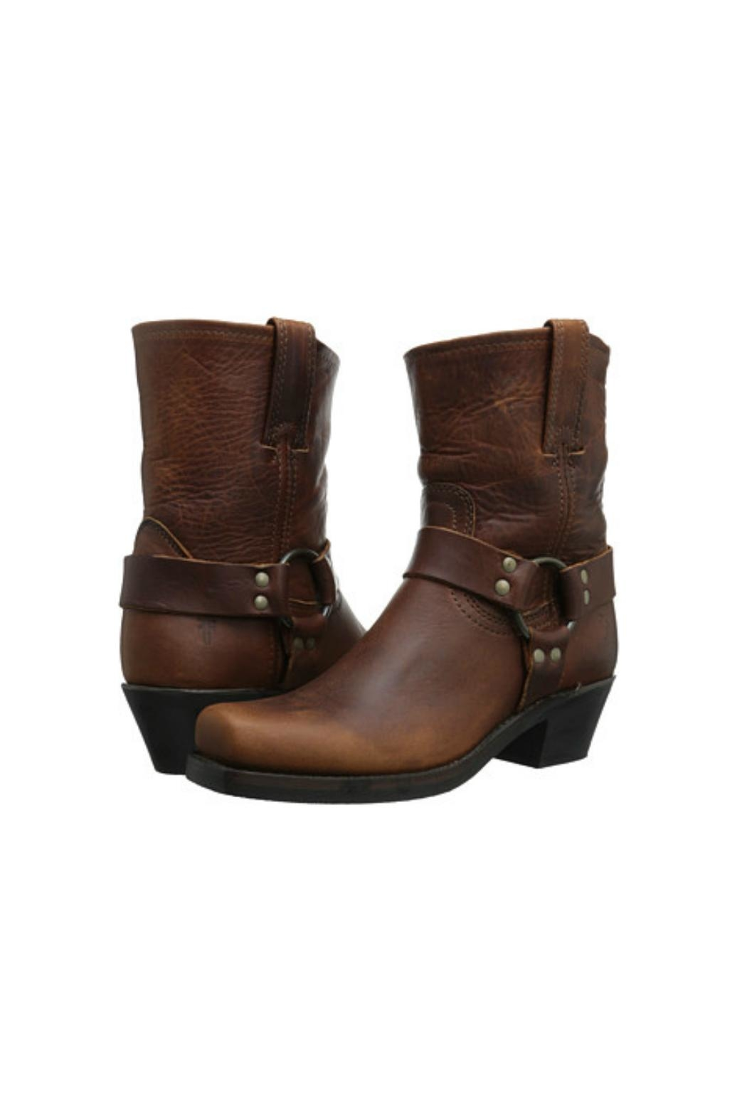 Frye Harness Boot - Front Full Image