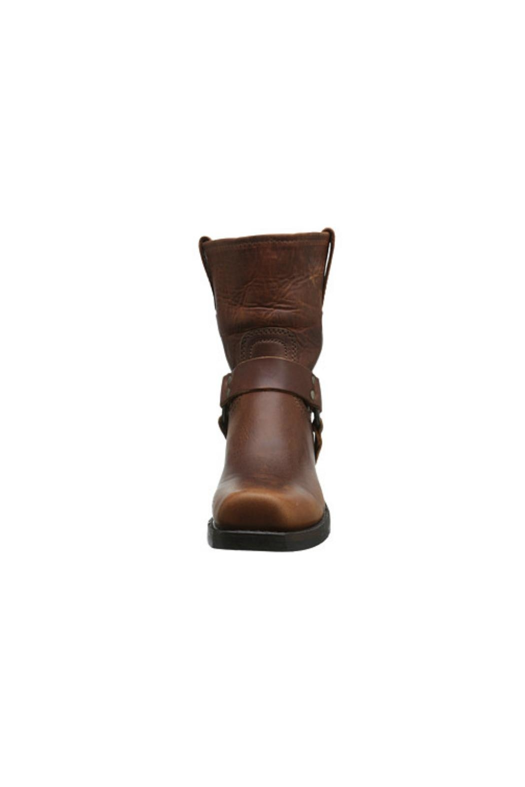Frye Harness Boot - Back Cropped Image