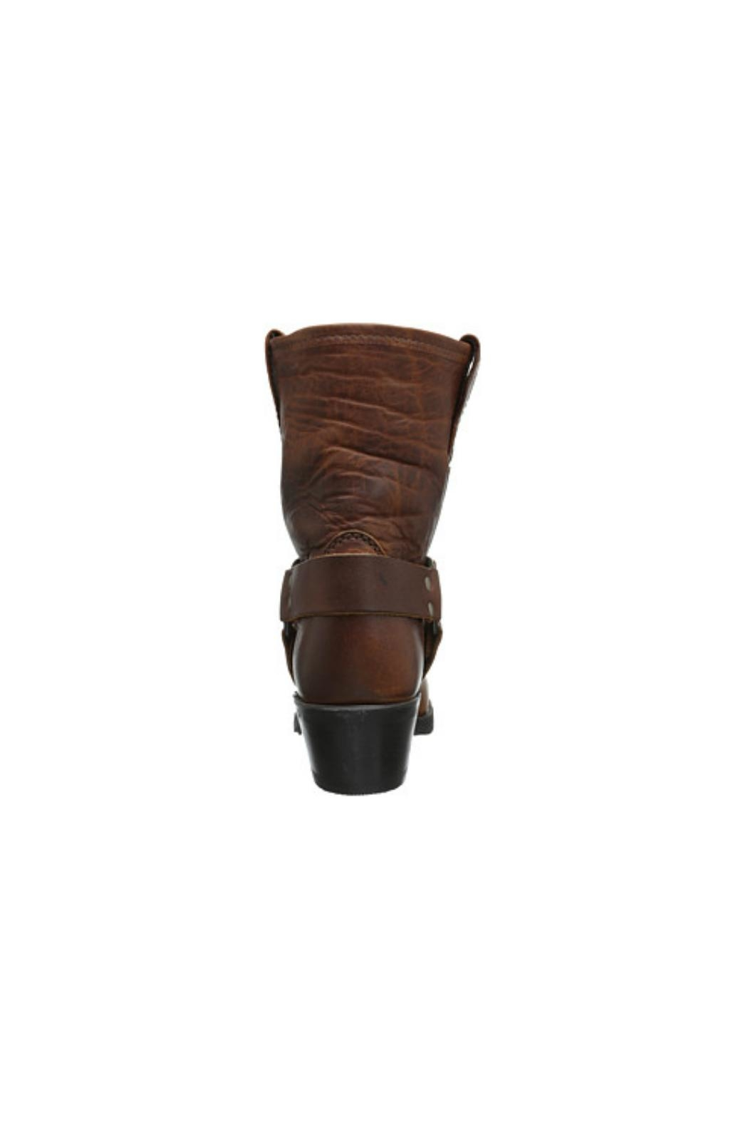 Frye Harness Boot - Side Cropped Image