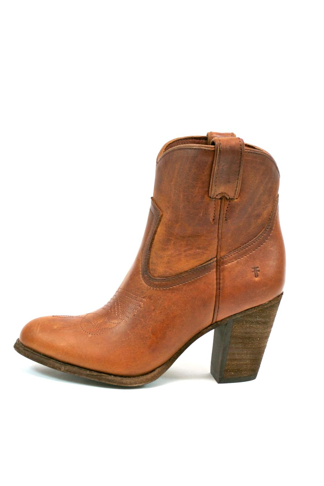 1bd5549a855 Frye Refined Western Bootie from California by Shoefly & Sox ...
