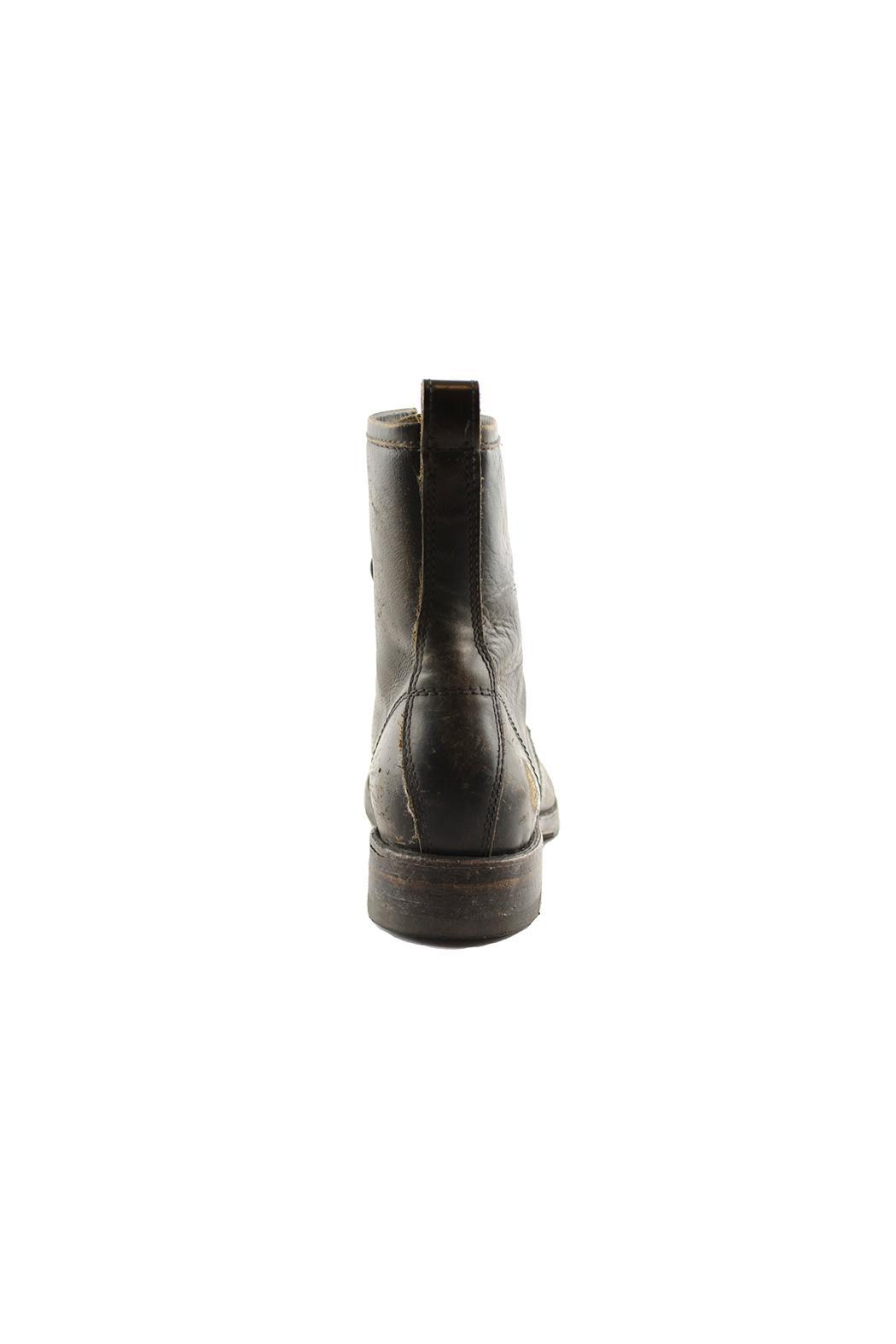 Frye Veronica Combat Boot - Back Cropped Image