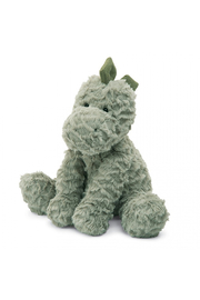 Jellycat Fuddlewuddle Dino Baby - Front cropped