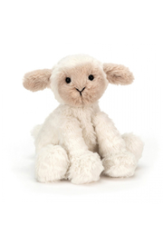 Jellycat Fuddlewuddle Lamb Medium - Front cropped