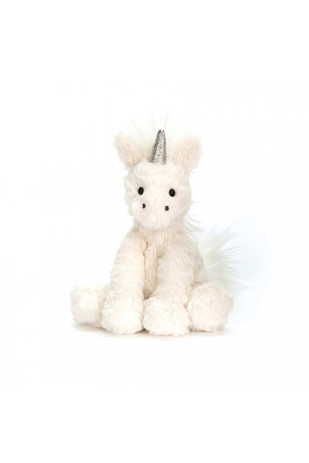 Jellycat Fuddlewuddle Unicorn Medium - Front Cropped Image
