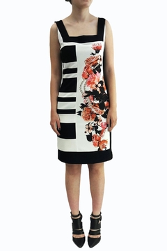 Fuego Woman Flower Pearl Dress - Product List Image