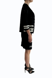 Fuego Woman Dress And Cardigan Set - Front full body