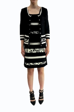 Fuego Woman Dress And Cardigan Set - Product List Image