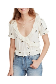 Free People Full Bloom Top - Product Mini Image