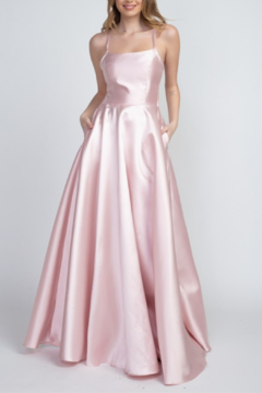 Minuet Full Bottom Gown - Product List Image