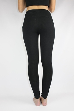 SASHA Full Compression Cotton Leggings - Alternate List Image