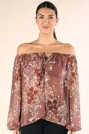 Lovestitch FULL FALL BLOOM BLOUSE - Other