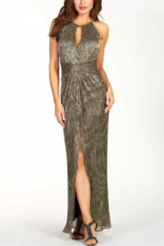 Frank Lyman Full Length Gold Gown - Product Mini Image