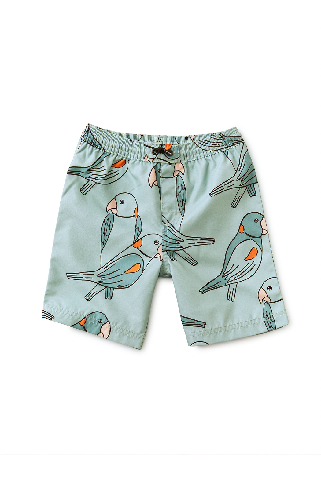 Tea Collection Full-Length Swim Trunks - Front Cropped Image