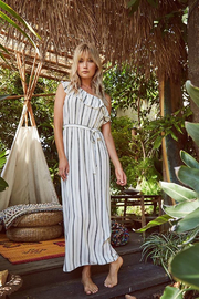 SAGE THE LABEL Full Moon Maxi Dress - Front cropped