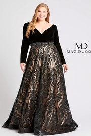 Mac Duggal FULL SIZE GOWN - Product Mini Image