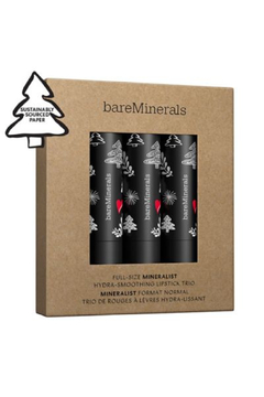 Bare Minerals FULL SIZE MINERALIST HYDRA-SMOOTHING LIPSTICK TRIO - Alternate List Image