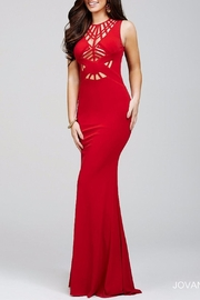 Jovani Fully Lined Gown - Product Mini Image
