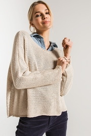 rag poets Fulton Sweater - Front cropped