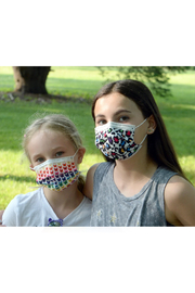 Watchitude Fun Carbon Masks Butterfly/Rainbow Playground 6 Pack - Kids Ages 5-12 - Other