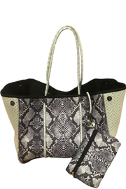 gift girl  Fun Neoprene totes - Front cropped