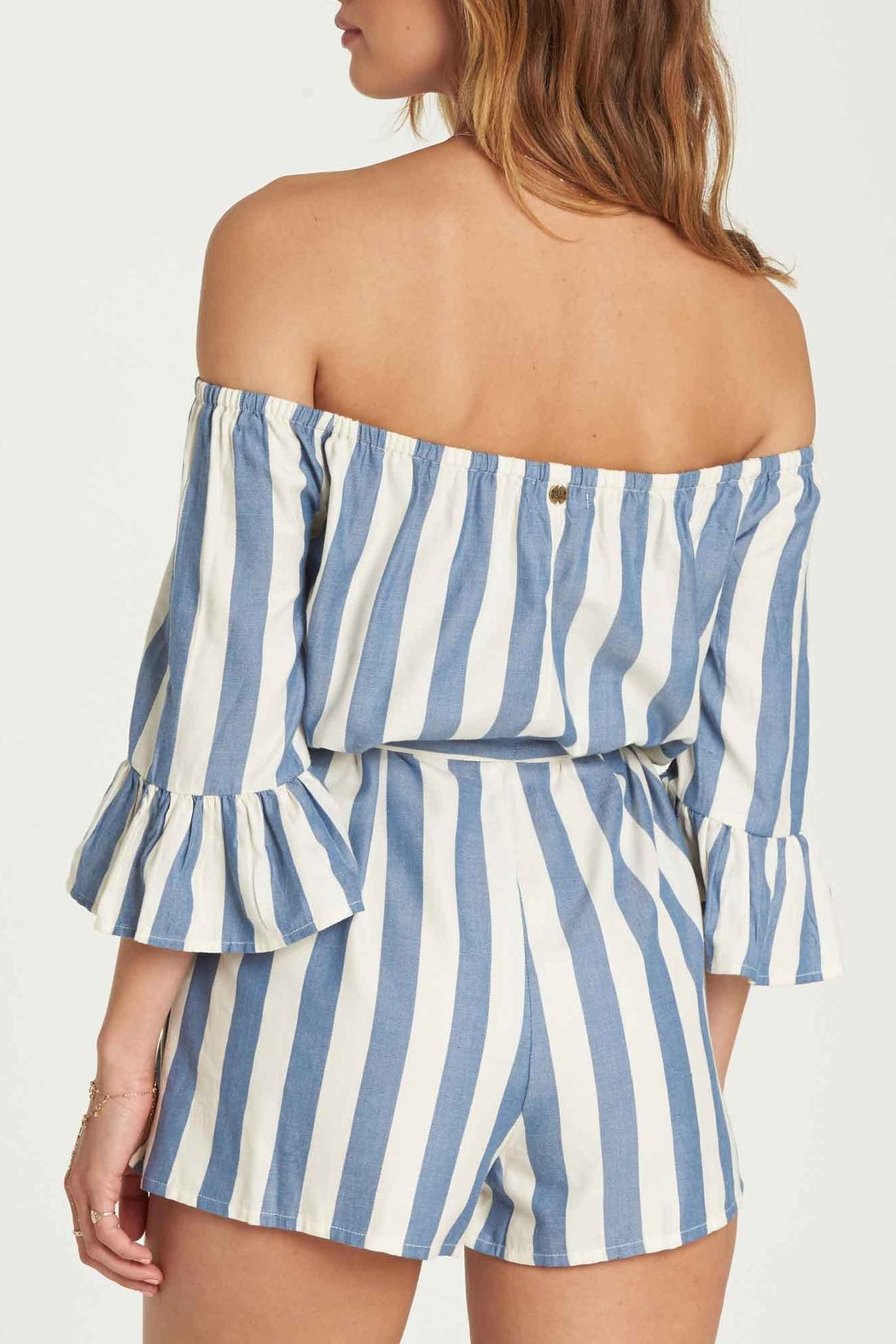 Billabong Fun Now Romper - Side Cropped Image
