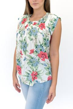 Fun2Fun Floral Loose Blouse - Product List Image