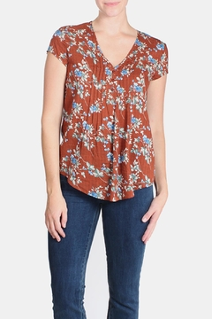 Shoptiques Product: Autumn Floral Blouse