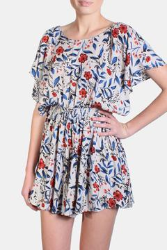 Shoptiques Product: Frida Floral Romper