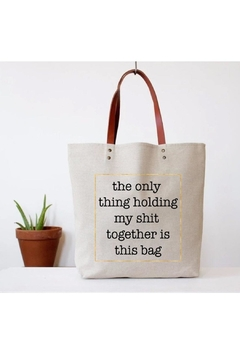 Fun Club Only Thing Tote - Alternate List Image