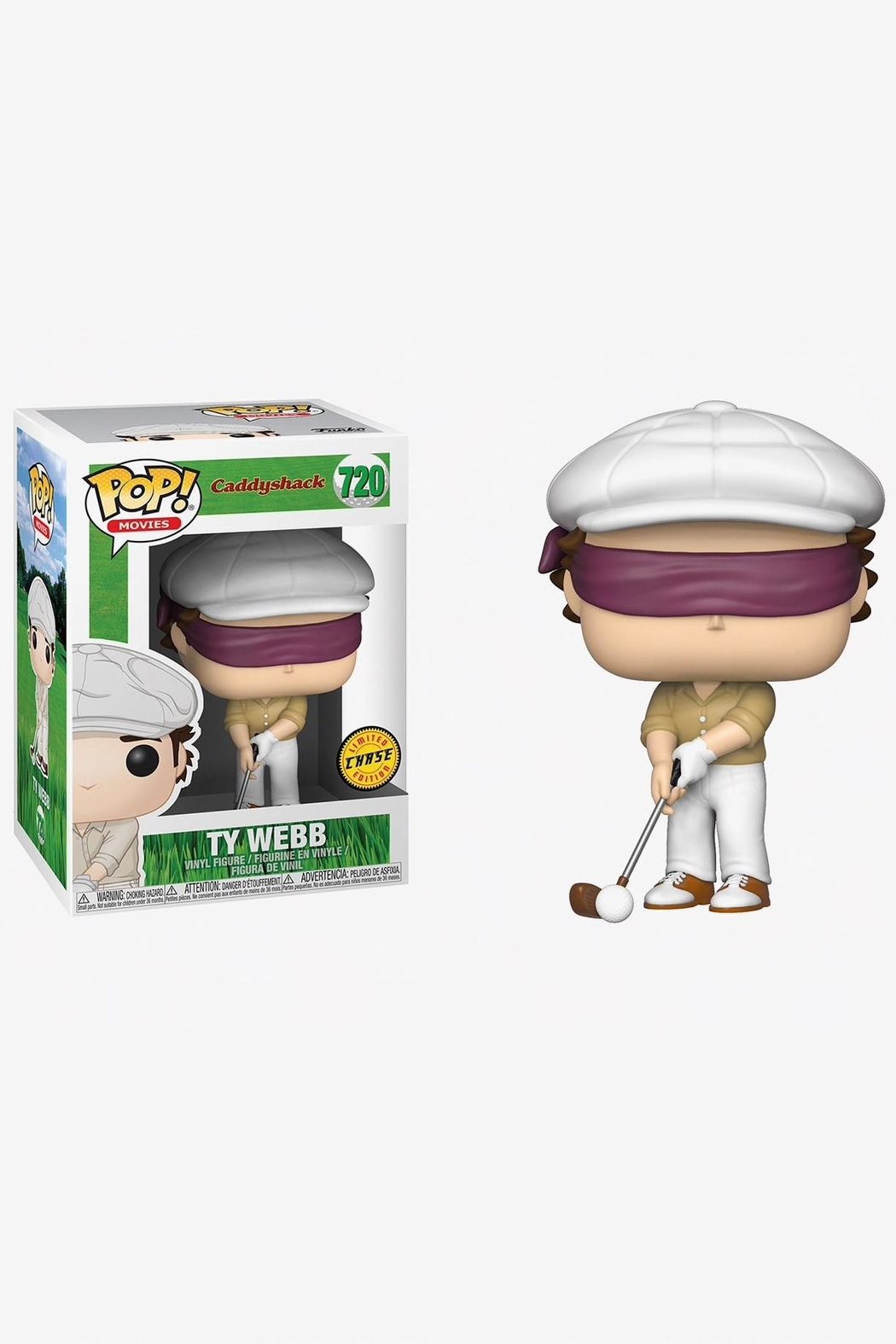 Funko Ty Webb Chase - Front Cropped Image