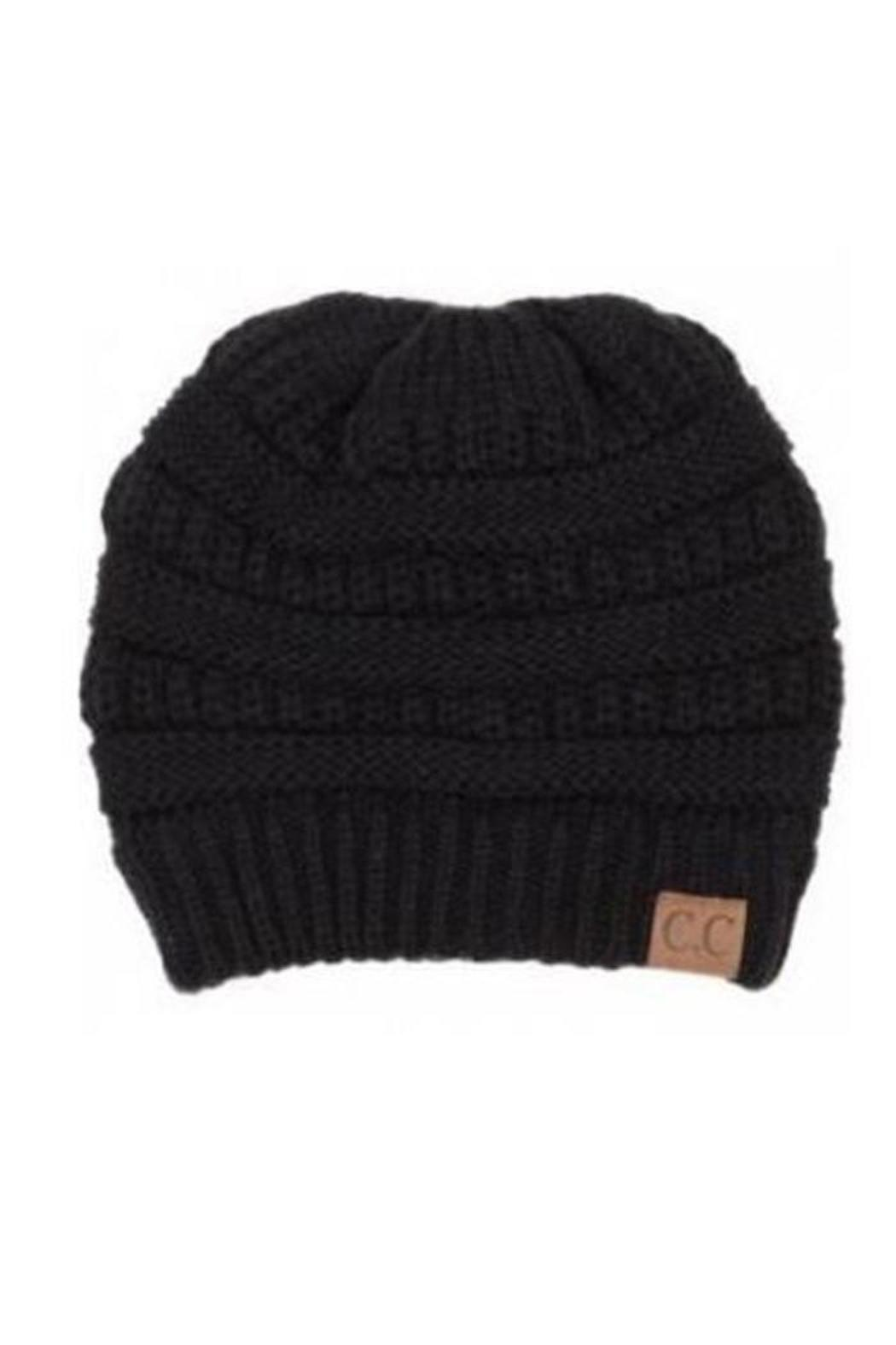 00de4c65aea C.C Beanie Ribbed Colored Beanie from Minneapolis by StyleTrolley ...