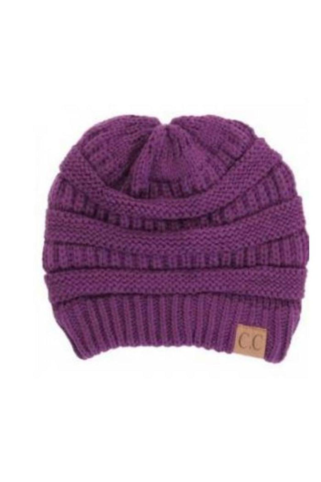 189a9addb167d C.C Beanie Ribbed Colored Beanie from Minneapolis by StyleTrolley
