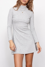 MinkPink Funnel Neck Dress - Product Mini Image