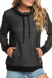 Roxy Funnel Neck Hoodie - Front cropped