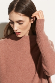 Vince Funnel Neck Pullover - Product Mini Image