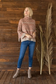 Mystree Funnel Neck Sweater - Other