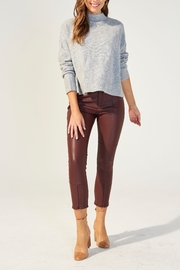 MINK PINK Funnel Neck Sweater - Product Mini Image