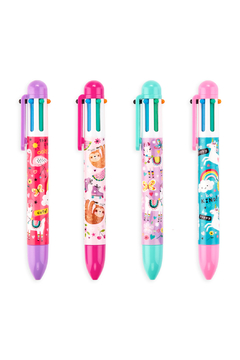 Ooly Funtastic Friends 6 Click Pen - Product List Image