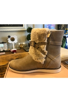 Mayoral Fur Boot - Product List Image