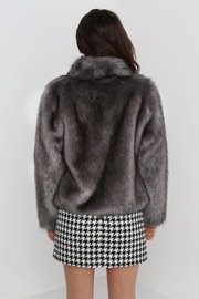 UNREAL FUR Fur Delish Jacket - Front full body