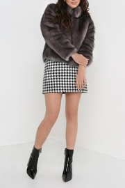 UNREAL FUR Fur Delish Jacket - Front cropped