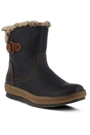 Spring Footwear Fur-Lined Winter Bootie - Product Mini Image