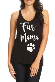 Imagine That Fur Mama Top - Front cropped
