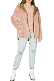 Sanctuary Fur Mini Parka - Other