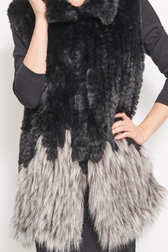FURious Fur Faux Fox Vest - Alternate List Image