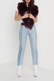 UNREAL FUR Furnish Stole - Product Mini Image