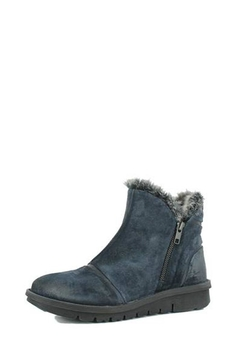 Khrio Furry Zipper Bootie - Alternate List Image