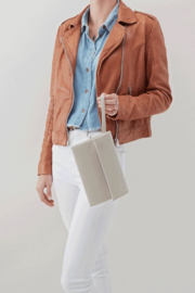 Hobo Bags  Fuse Wristlet Clutch - Front cropped
