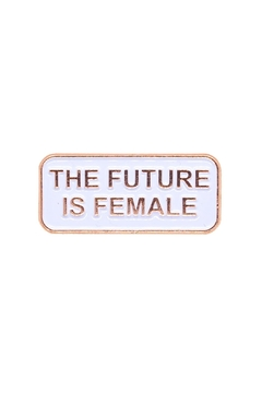 The Found Future Female Pin - Alternate List Image